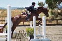 Jill and Morrison  in the Adult Equitation class