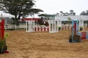 Connolly and Simply Smashing in the pony jumpers