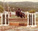 Hugh on Tommy Too at Ruidoso (1981)
