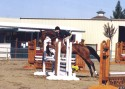 Marsha and Dee Dee show how it's done at the Murieta Equestrian Complex.